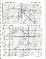 Map Image 004, Shelby County 1985